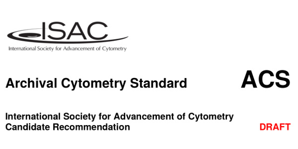 ACS - The Archival Cytometry Standard